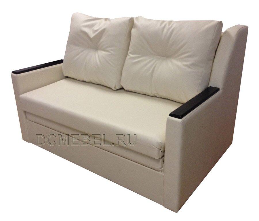 Диван-кровать Дуэт кож.зам.
