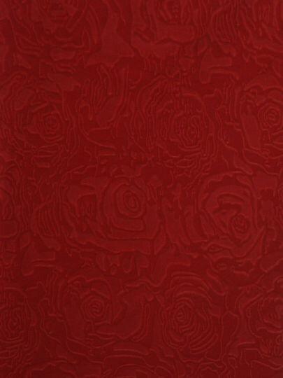 Universal red. Флок.